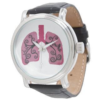 Just Breathe Watch