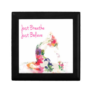 Just Breathe Yoga Series Gift Box