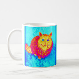 JUST CATIN' AROUND COFFEE MUG