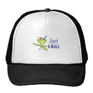 Just Chill Trucker Hat