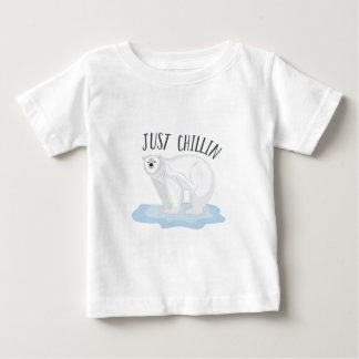 Just Chillin Baby T-Shirt