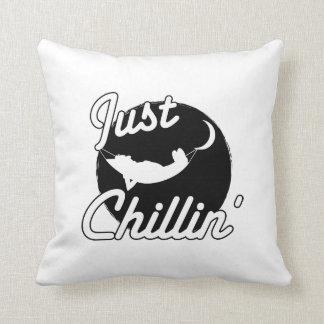 Just Chillin MoJo Pillow