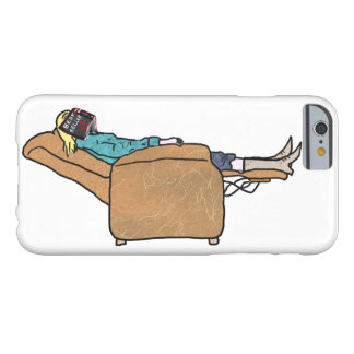 Just chilling book reading funny novelty case