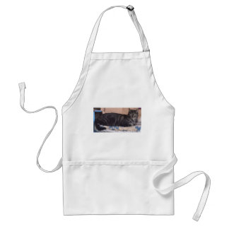 Just Chilling Dave Standard Apron