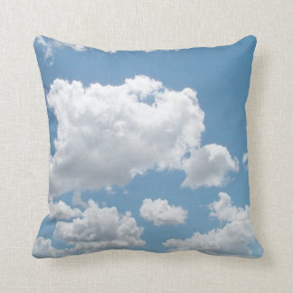 Just Clouds Pillow
