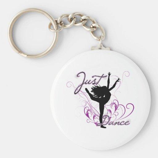 Just Dance Keychains