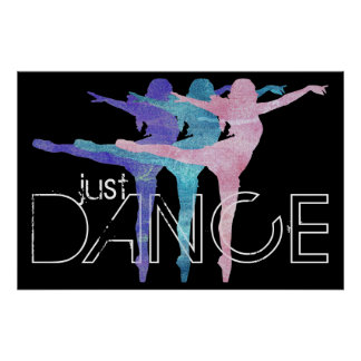 Just Dance Posters