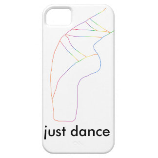 just dance stunning foot phone case