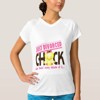 Just Divorced Chick T Shirts