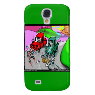 Just Divorced Funny Gifts Cards Etc Samsung Galaxy S4 Covers
