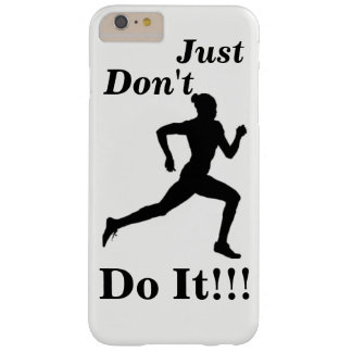 Just Don't Do It, iPhone / iPad case