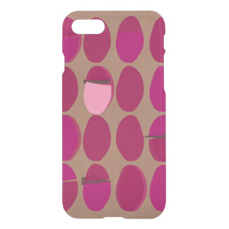 Just Dots (11) by KCS iPhone 7 Case