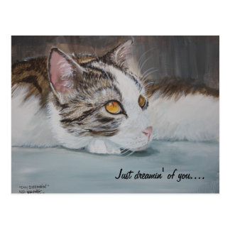 Just Dreamin' of You Postcard