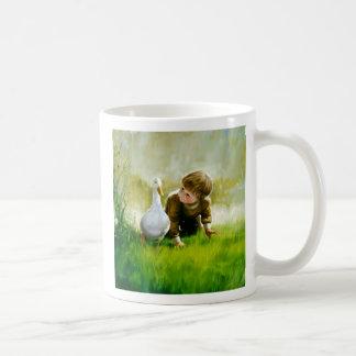 Just Ducky Classic White Coffee Mug