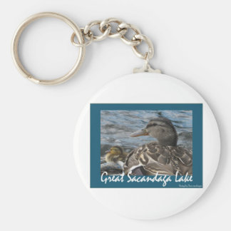 Just Ducky Key Chain