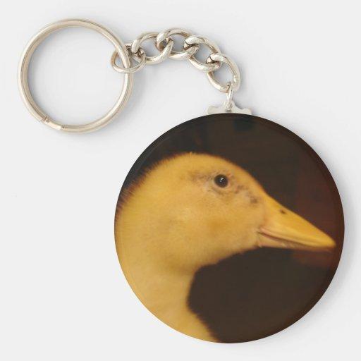 Just Ducky Keychain