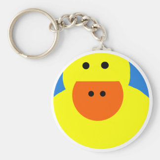 Just Ducky Key Ring