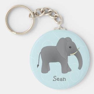 Just Elephant Key Ring