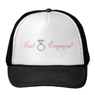 Just Engaged (Diamond Engagement Ring) Cap
