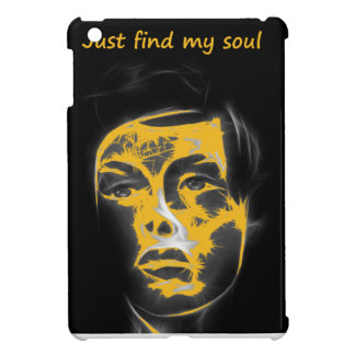 just find my soul iPad mini cover