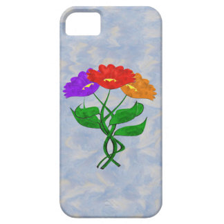 Just Flowers Barely There iPhone 5 Case