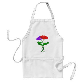 Just Flowers Standard Apron