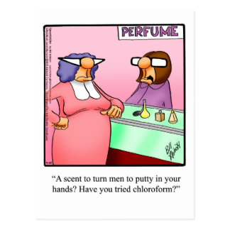 Just For Laughs Humor Postcard