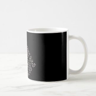 JUST FOR LIFE NOIR, White 11 oz Classic Mug