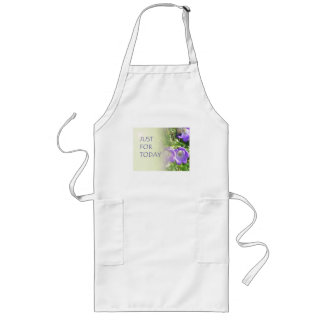 Just For Today Bell Flowers Apron