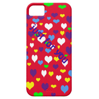 just for you barely there iPhone 5 case