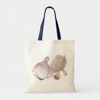 Just Garlic Tote Bag