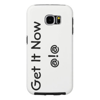 Just Get it Samsung Galaxy S6 Cases