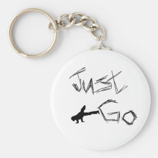 Just Go Collection Shade Keychain