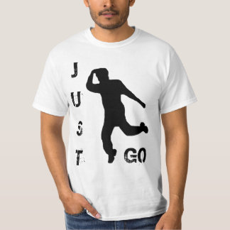 Just Go Collection T Shirt 3 - Pose 1.1