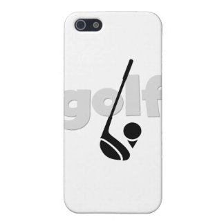 Just Golf T-shirts and Gifts iPhone 5 Covers