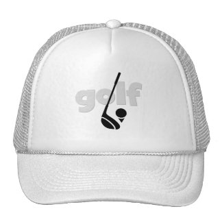 Just Golf Tshirts and Gifts Mesh Hats