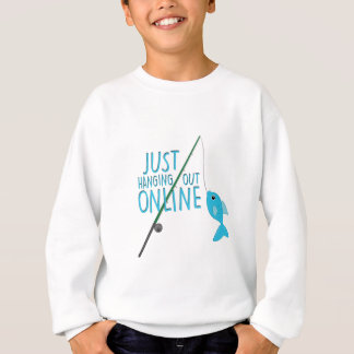 Just Hanging Out Sweatshirt