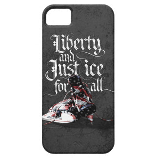 Just Ice For All (Hockey) iPhone 5 Case