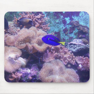 Just Keep Swimming Mouse Pad