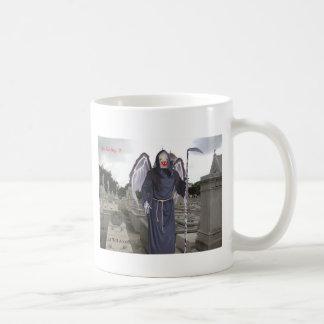 Just kidding...Get well soon!!! Coffee Mug