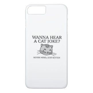Just Kitten iPhone 7 Plus Case