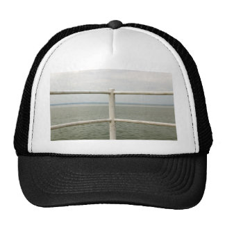 just lines mesh hats