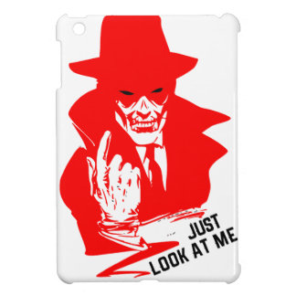 JUST LOOK AT ME iPad MINI COVER