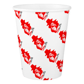 JUST LOOK AT ME PAPER CUP