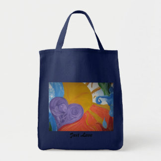Just Love Grocery Bag