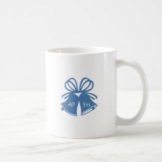 Just Married 40 Yrs. Coffee Mug