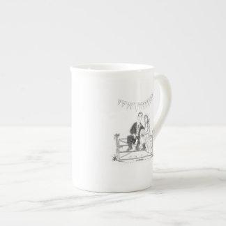 Just Married Farming Mug