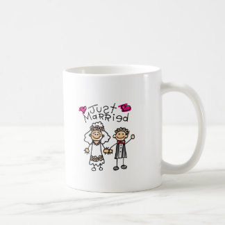 Just Married Gifts Newlywed Gifts Honeymoon Gifts Coffee Mugs