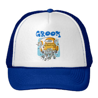 Just Married Groom Hat (3A)