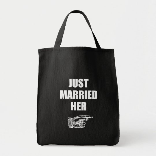 Just Married Her